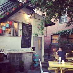 20 restaurants au meilleur rapport qualité/prix au Québec. Ici, Agrikol  et son menu haïtien. Photo Facebook Aurore Batt