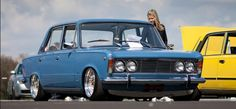 Lada stance ♡ one of my favourite cars