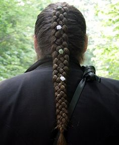 Adorable 5 Stand Braided Hairstyles