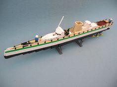 Uss Arizona Micro Scale Lego Boat Lego Ship Uss Arizona