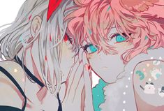 Pretty Art, Cute Art, Totoro, Aesthetic Art, Aesthetic Anime, Character Drawing, Character Design, Manga Watercolor, Ecchi