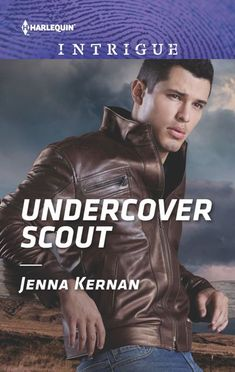 Undercover Scout #3 - APACHE PROTECTORS: WOLF DEN. Harlequin Intrigue, Romantic Suspense by Jenna Kernan