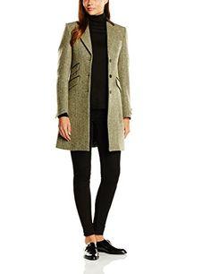 Harris Tweed Clothing Company Women's Tina Long Sleeve Jacket, Green, Size 8 Harris Tweed http://www.amazon.co.uk/dp/B01063ZGYK/ref=cm_sw_r_pi_dp_wS7ewb1R29Q4K