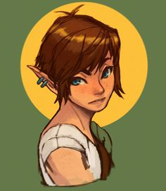 vanthe: Fairy Boy