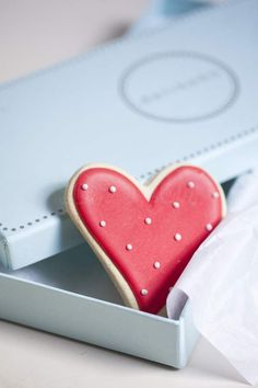 heart shape cookies