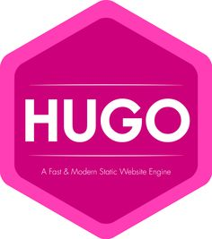 Hugo :: A fast and modern static website engine