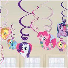 My Little Pony Friendship Danglers (12 Pack)