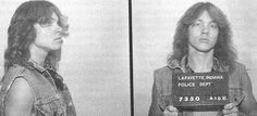 """Axl Rose: W. Axl Rose (Again): Curtis Cent"""" Jackson: James Brown: Tupac Shakur: Jimi Hendrix: Jerry Lee Lewis: Axl Rose, Guns N Roses, Celebrity Mugshots, Celebrity Deaths, Moving To Los Angeles, Famous Musicians, Rite Of Passage, Ozzy Osbourne, James Brown"""