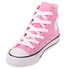 Converse Chuck Taylor 3J234 Youth Pink Hi Top Shoe   39.99 ! Buy now at  GetShoes 2de4bc8ce