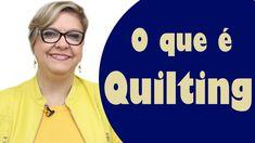 O que é Quilting?   Ana Cosentino   Patchwork Sem Segredos 65