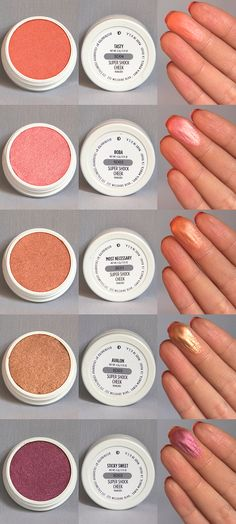 Colourpop Highlighter Collection & Swatches