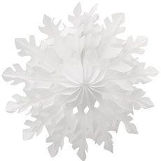 Tissue Snowflake - 15 in.
