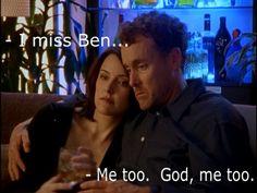 I miss Ben