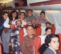 GÖRSAV, İtalya gezisi, 1994