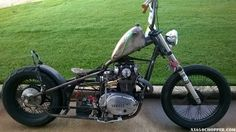 Shawn's Daily xs650