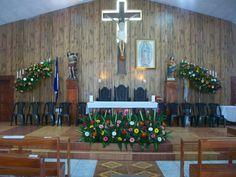 Altar con colores!