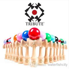 Traditional Wood Game Toy Fitness Balls Wooden Toys Japanese Sword Skills Ball Toy Sword Jade Coordination Fitness Ball Large Kendama Ball