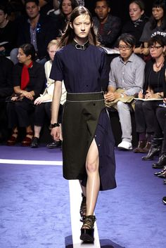 Sacai Spring 2015 Ready-to-Wear - Collection - Gallery - Look 1 - Style.com