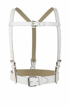 Suspender Harness  Waist Belt