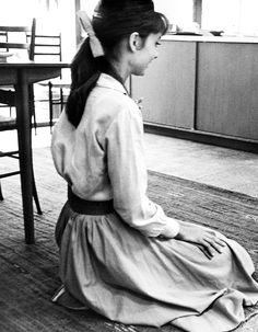 Audrey Hepburn by Bob Willoughby, 1961
