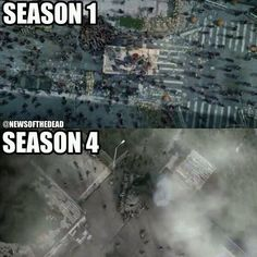 The Walking Dead. I see what you did there..... hahah :D