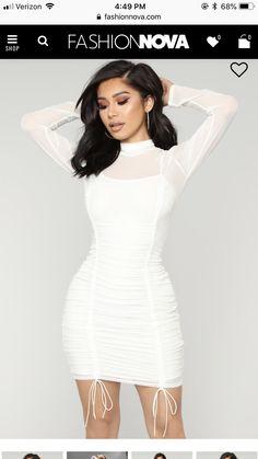 f5348bc1a6a0b Fashion Nova White Dress
