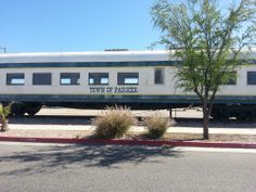 Parker, AZ! Home of the Parker Tube Float! AKA: The Great Western Tube Float!