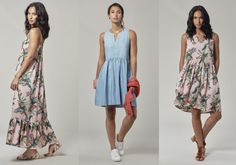Faire, vegane, nachhaltige Sommerkleider von Komodo, Sommerkleid, Kleid, Fair Fashion