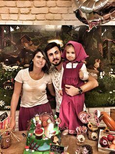 Ünlü Rus animasyon çizgi film olan Maşa ile Koca Ayı karakterlerini seven küçük kuzucuklar ülkemizde de gittikçe artıyor. Tüm sevimliliği i...