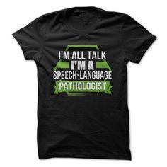 I'm All Talk. I'm An SLP