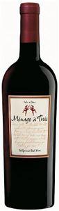 Ménage à Trois California Red Wine- YUMMMM