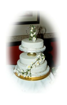 super walmart wedding cakes walmart 3 tier wedding cakes the three tiers were made 20637