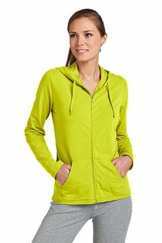 ZnO Seaside Hoodie: Sun Protective Clothing from Coolibar