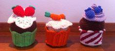 Niecerne skal jo have noget at lege med, så jeg har lavet cupcakes. :)           Og så kan man jo selvfølgeli g skille dem ad, for at kunne...