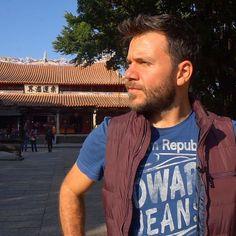 Exploring #China! Σημερα παμε Κινα. στις 6 (παρα) #skaitv #happytraveller  #travel #explore #worldtraveller