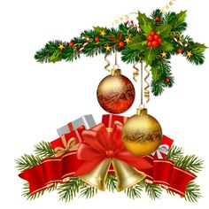 Клипарт новогодний - Картинки клипарт