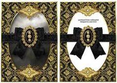 Black Velvet Baroque