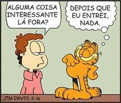 Funny Quotes, Funny Memes, Hilarious, Jokes, Garfield Cat, Reading Quotes, How To Speak Spanish, Betty Boop, Comic Strips