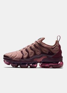 Nike Air VaporMax Plus Erotic Burgundy Seduction Fly Shoes, Cute Shoes, Women's Shoes, Shoes Sneakers, Latest Ladies Shoes, Womens Fashion Sneakers, Fashion Men, Womens Summer Shoes, Fresh Shoes