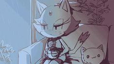 Esperando a silver😍😍 Silver The Hedgehog, Sonic The Hedgehog, Sonic & Knuckles, Sonic Dash, Character Art, Character Design, Sonic Funny, Sonic Heroes, Sonic Fan Characters