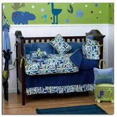 Baby Boy Crib Bedding - Bing Images