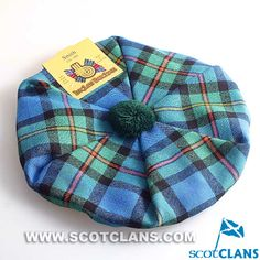 Smith Wool Tartan Tam