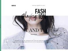 Playing Fashion « WebDesign Bookmark S5-Style