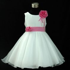 U688 Christmas Wedding Party Flower Girls Dresses Sz 1 2 3 4 5 6 7 8 9 10 11 12y | eBay
