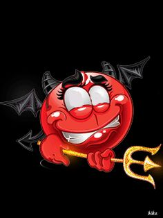 DEVIL SMILEY