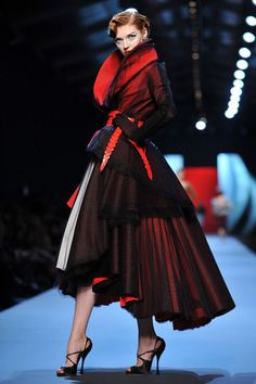 The coat of my dreams.   Dior Haute Couture