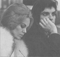 Lara Parker (Angelique) & David Selby (Quentin Collins) starred in the gothic soap opera Dark Shadows originally aired weekdays on ABC television from June 27, 1966, to April 2, 1971. The show depicted the lives and loves, trials and tribulations of the wealthy Collins family of Collinsport, Maine. It featured vampires, ghosts, werewolves, zombies, man-made monsters, witches, warlocks, time travel, and a parallel universe.