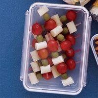 Kid's Birthday Party Menu, APPETIZER | Snack Skewers #RRMenuPlanner