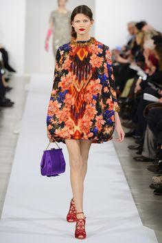 Oscar de la Renta RTW Fall 2013 Fashion Show, Fashion Design, Runway Fashion, Vintage Gowns, Couture Collection, Fashion Stylist, Ready To Wear, Street Style, My Style