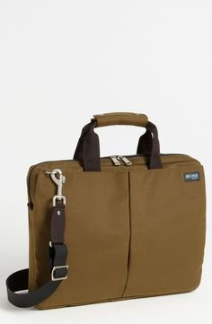 Jack Spade 'Military' Briefcase   military inspired menswear   mens briefcase   mens bag   manbag   menswear   mens style   mens fashion   wantering http://www.wantering.com/mens-clothing-item/jack-spade-military-briefcase/abk7a/
